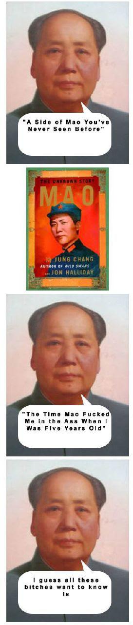 Chairman Mao explains it all 2