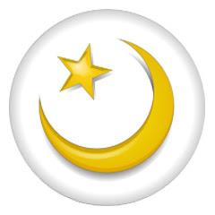 Resultado de imagen para islam media luna