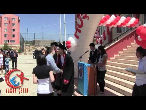 Temsili Diploma Alımı - Bozkır Meslek Yüksek Okulu 2011-2012 Dönemi Mezuniyet Töreni