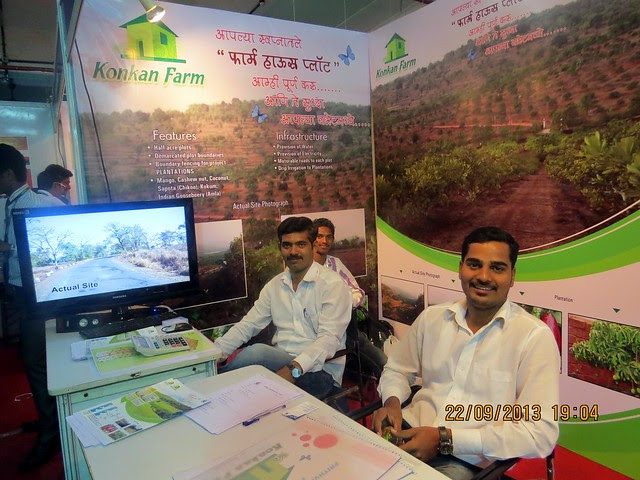www.prithvimulticon.com - Agrowon Green Home Expo 2013 Season 3 - Exhibition of Weekend Homes, 2nd Homes, Farm House Plots, N A Plots & Bungalow Plots  - 21st & 22nd September 2013