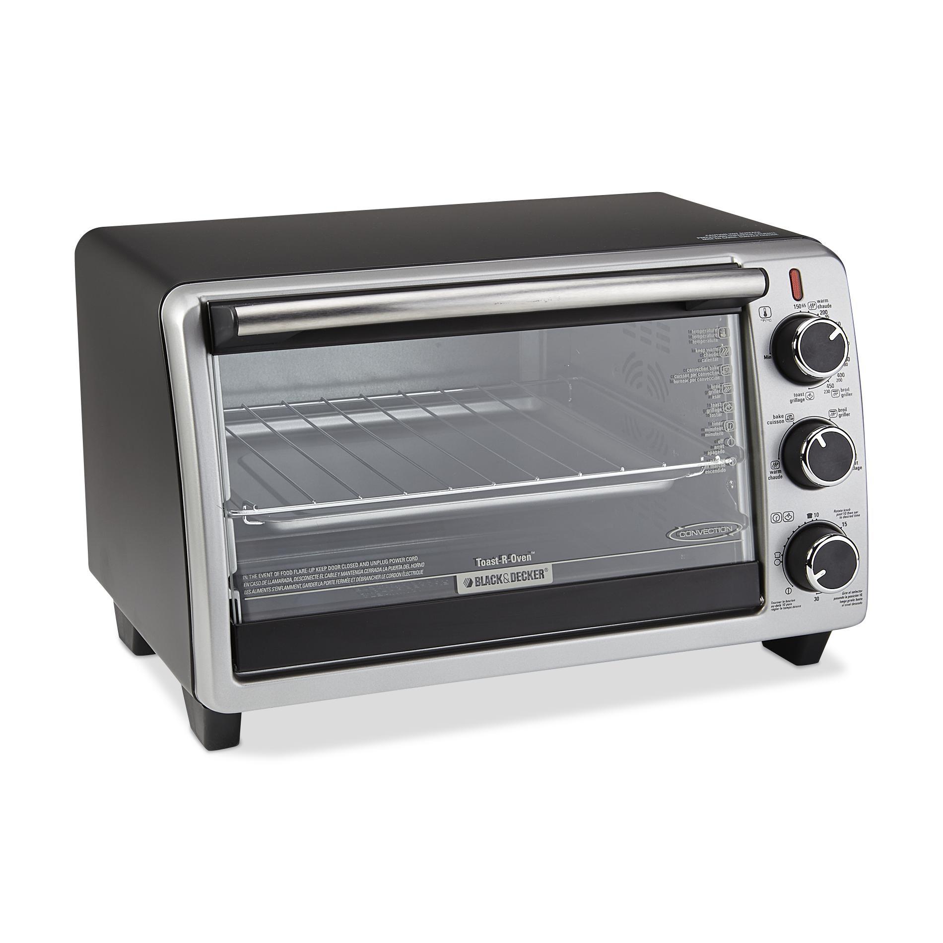 BLACK+DECKER TO1950SBD Convection Countertop Oven
