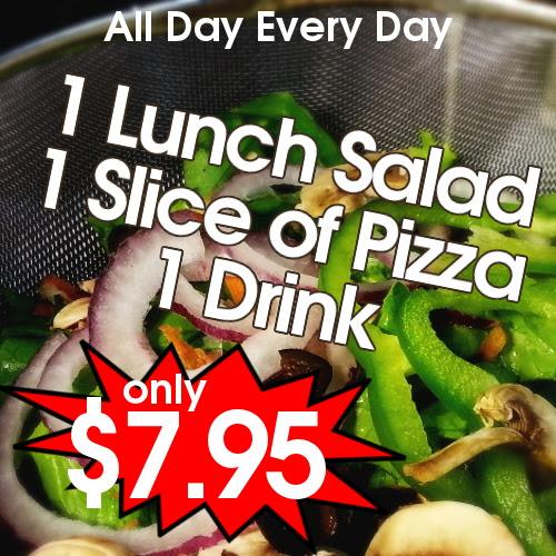New York Style Pizza Sarasota - N.Y. Slice Company