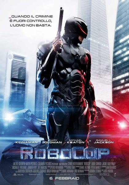 robocop poster italia أكثر 20 فيلم تعرّضاً للقرصنة في 2014