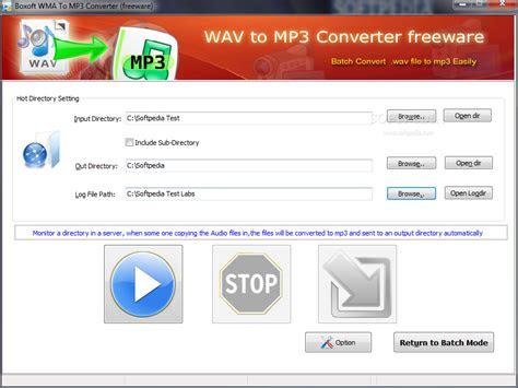 boxoft wma  mp converter