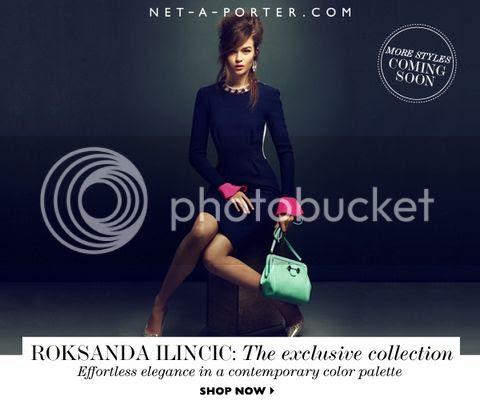 Roksanda Ilincic spring summer 2013 collection