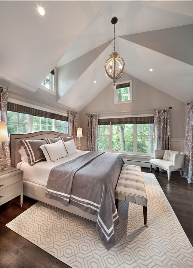 16 Modern Grey And White Bedrooms