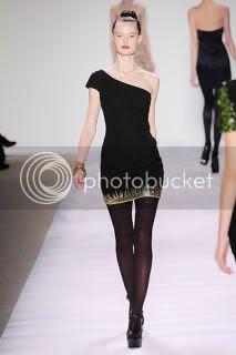 Monique Lhuillier,fall 2010,ready to wear,New York Fashion Week