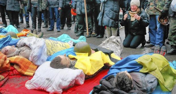 Αποκαλύφθηκαν οι Ουκρανοί πραξικοπηματίες