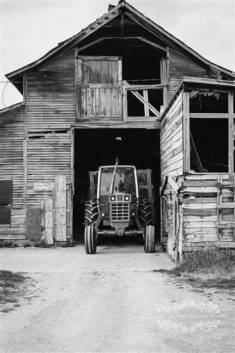 Farm Photography Tractor Photo Rustic Wall Decor | Etsy
