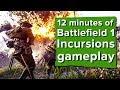Confira 12 minutos de Incursions, modo competitivo de Battlefield 1