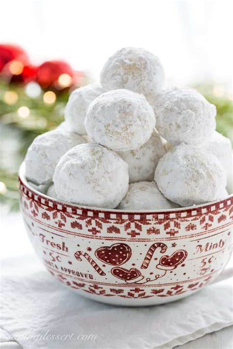 russian tea ball cookies recipe