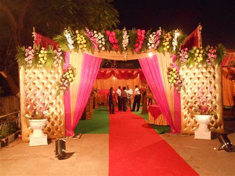 Entrance Decoration   Chikoo's Events