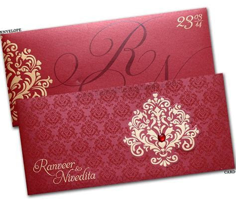 Wedding Card   W 1124