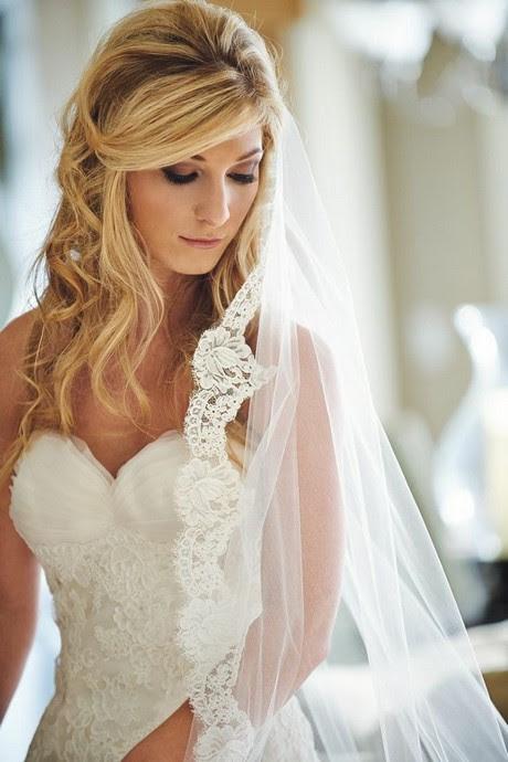 Offene Brautfrisuren