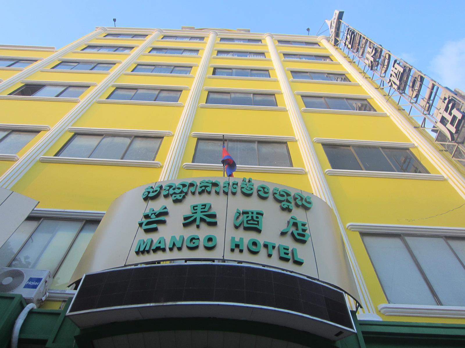 Mango Hotel Reviews