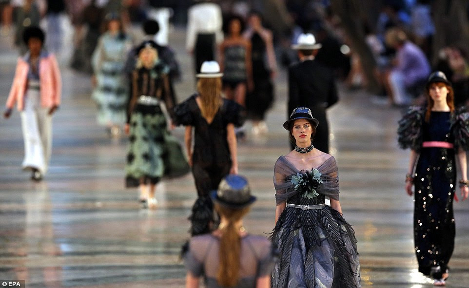 Style: The show was the most extreme manifestation to date of the hot new status Cuba has assumed in the international art and cultural scene since the declaration of detente with the United States in December 2014