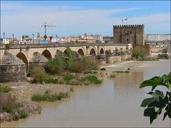 Jambatan Yg Menghubungkan Old Town Dgn Torre de la Calahorra, Cordoba, Spain