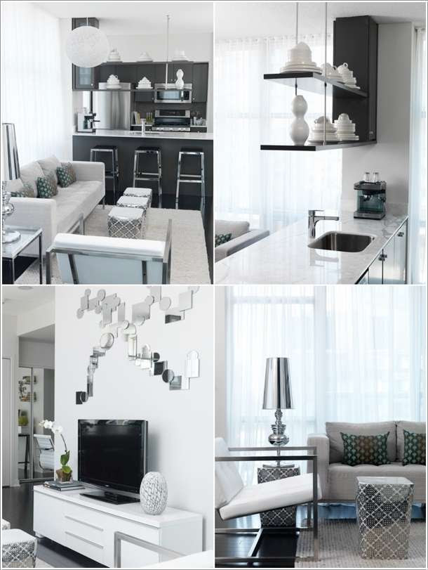Daily Feed 10 Amazing Ideas To Design Kitchen Combined With Living Room