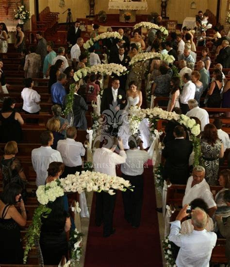 28 best Church Weddings Decorations images on Pinterest