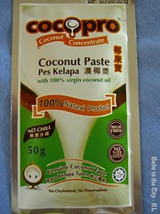 Cocopro Coconut Paste - front