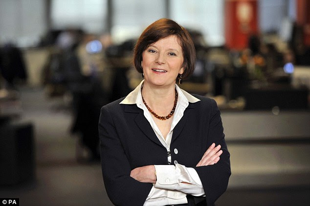 James Purnell is being lined up for the key editorial job of Director of BBC Radio when the present incumbent, Helen Boaden (pictured), steps down in the autumn