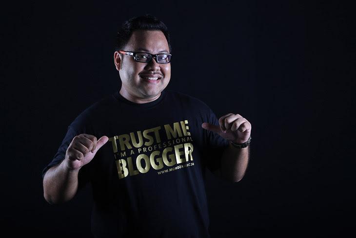 Blogger MohdZarin.com
