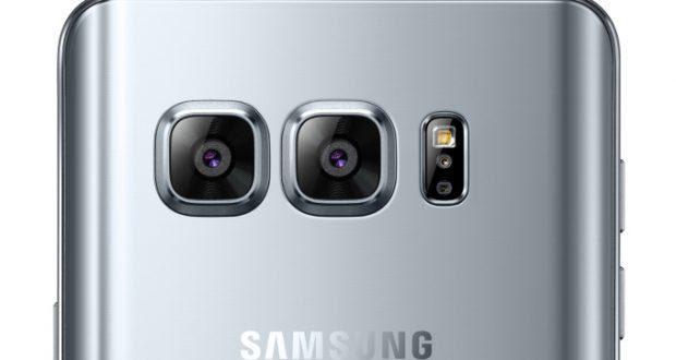 Risultati immagini per foto galaxy S8 doppia fotocamera