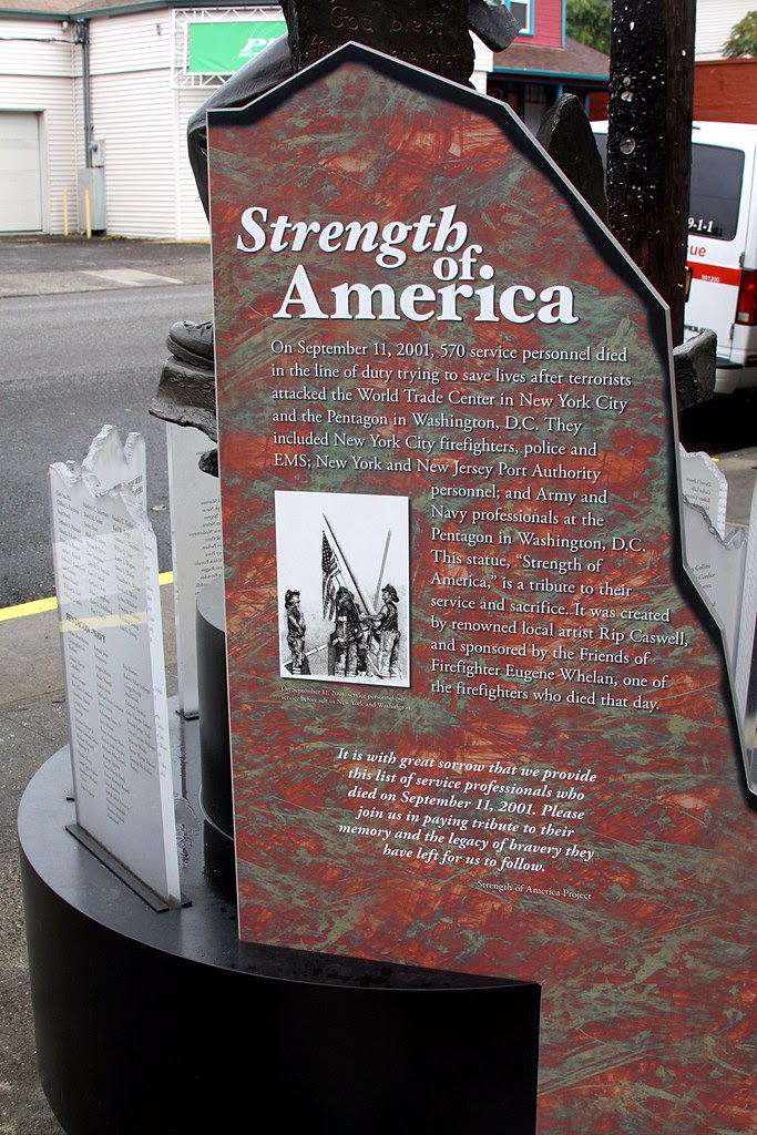 Strength of America