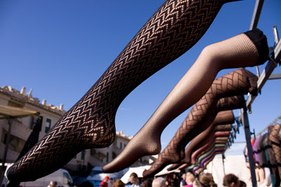 Puerto de Mazarrón - Sunday  Market | Stockings