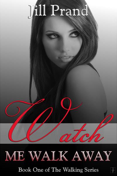 Watch Me Walk Away Book Cover