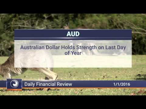 Daily Financial Review by: Binary.com - Jan 1st. 2016