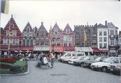 grote market bruges july 1991