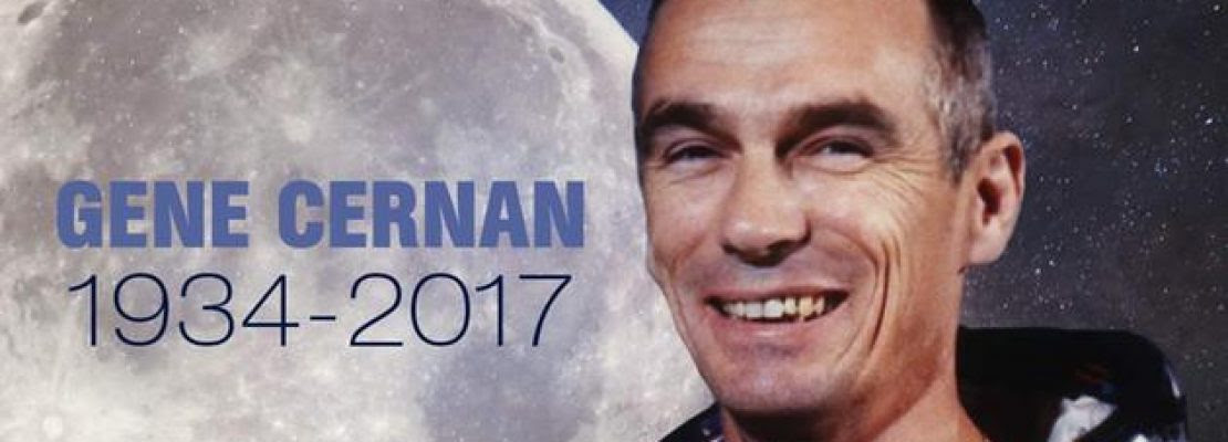 Θλίψη στη NASA: Πέθανε ο τελευταίος αστροναύτης που περπάτησε στο φεγγάρι
