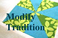 Modify Tradition