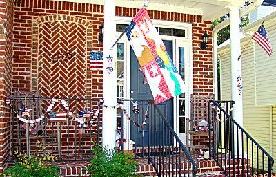 Porch--left angle