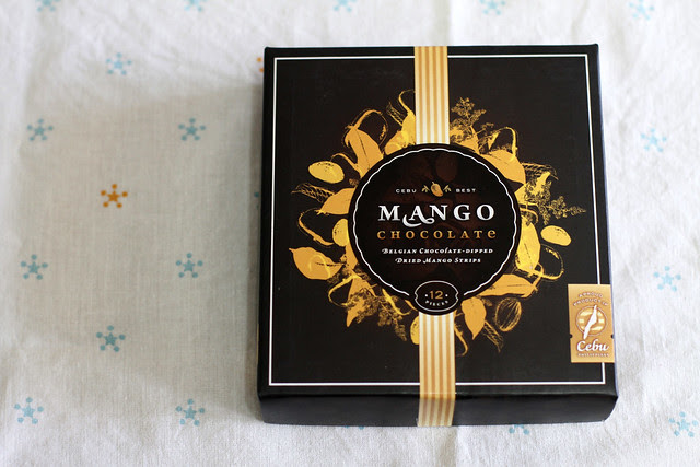 Food Find: Mango Chocolate