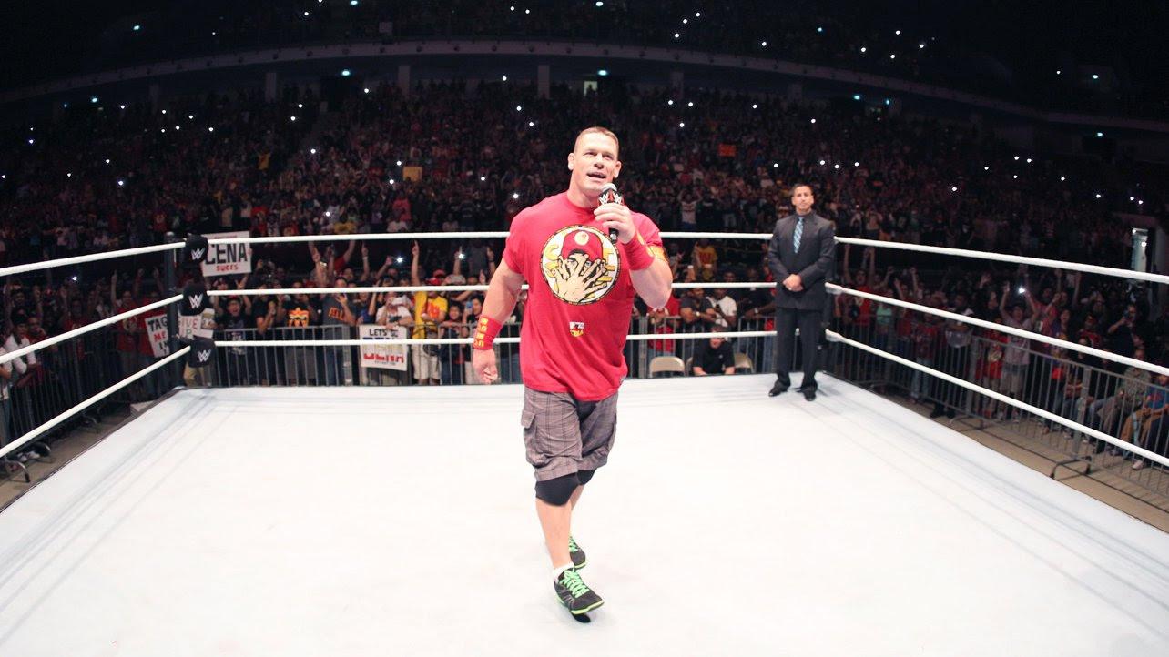 WWE Live w Hartford, Connecticut (27/12) - Wyniki