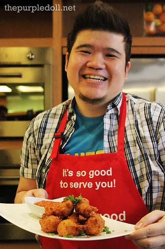 Chef Sharwin Tee