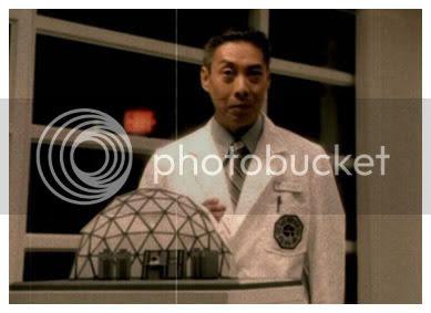 El Doctor Marvin Candle dice... que he ganado un premio