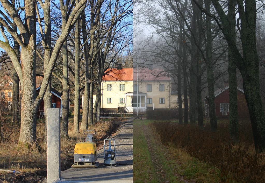 Winter Vs. Autumn