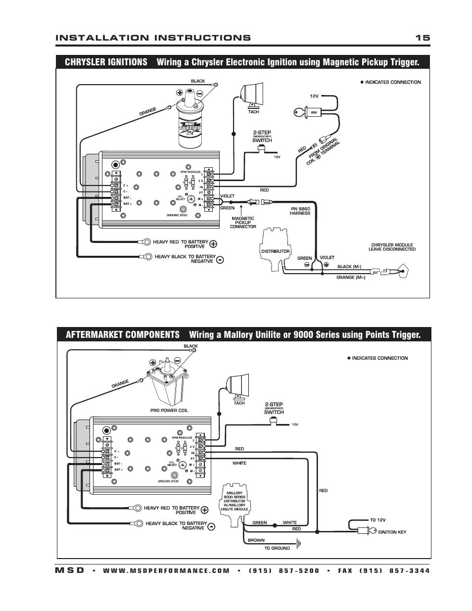 31 Msd 7al 2 Wiring Diagram