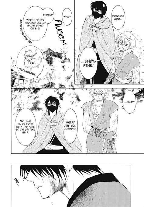 read akatsuki  yona chapter  mangafreak