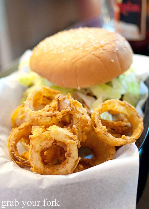 onion rings at jazz city diner darlinghurst