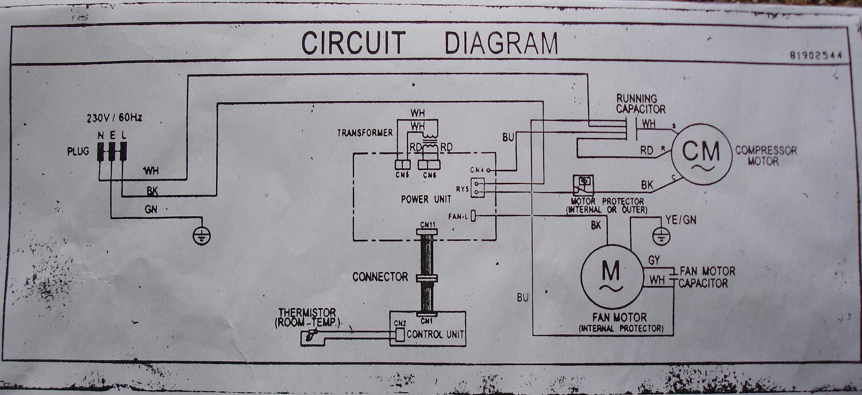 Wiring Diagram Of Lg Window Ac - Home Wiring DiagramHome Wiring Diagram