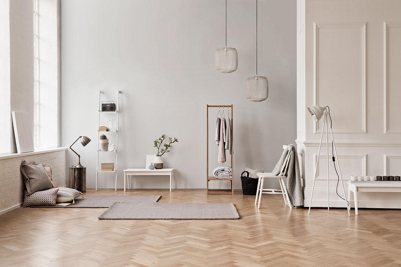 casa di famiglia di una interior stylist