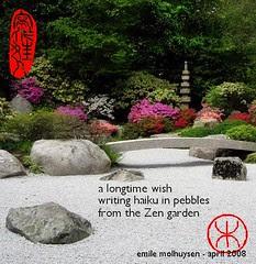 Emile zen garden