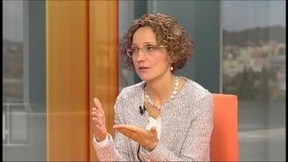 Meritxell Ruiz, consellera d'Ensenyament