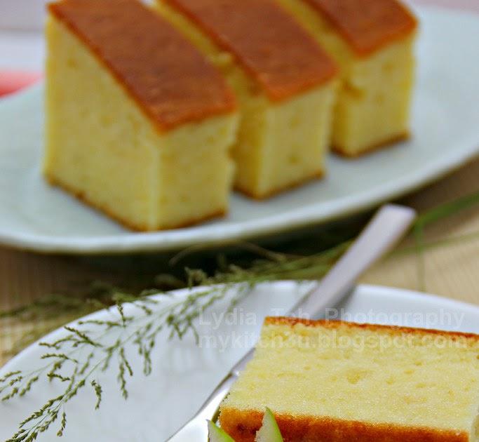 My Kitchen Durian Sour Cream Pound Cake Soft And Moist