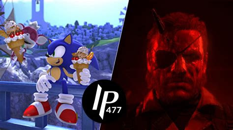 ipp revisiting mgsv bug fables  sonic unleashed