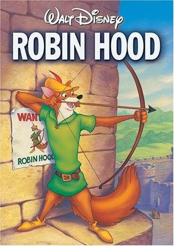 Robin Hood Walt Disney Sguardo Sul Medioevo